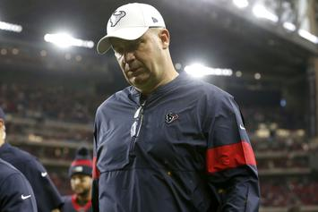 Texans HC Bill O'Brien Plans To Kneel With Players During National Anthem