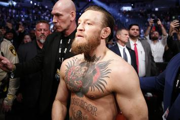 "Conor McGregor Called A ""Prostitute"" By Justin Gaethje's Manager"