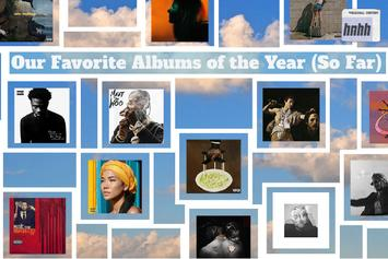 Our Favorite Albums Of The Year (So Far)