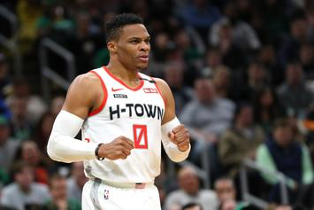Russell Westbrook Has An Uplifting Message For The Youth