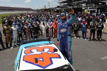 NASCAR Releases Photo Of Noose In Bubba Wallace's Garage