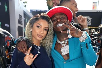 DaniLeigh Shares Possible In-Bed Photo With DaBaby