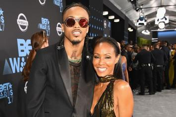 "August Alsina Confirms Romance With Jada Pinkett Smith: ""I Sat Down With Will"""