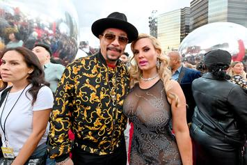 Ice-T Reveals Coco Austin's Dad Was Hospitalized For COVID-19