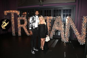 Khloe Kardashian & Tristan Thompson Are Back Together: Report