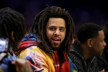 """J. Cole Snaps During Freestyle In """"ROTD3"""" BTS Documentary Footage"""