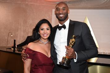 "Vanessa Bryant Finds ""Sex & The City"" Dress Kobe Gifted Her: ""He Was So Romantic"""