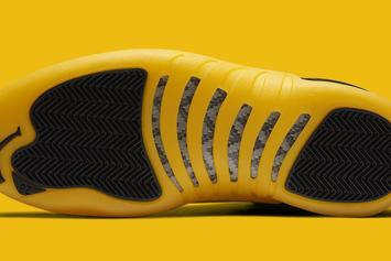 "Air Jordan 12 ""University Gold"" Gets New Release Date"