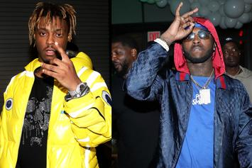 Juice WRLD & Pop Smoke Posthumously Hold Top Spots On Apple Music