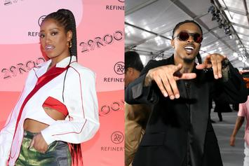 Keke Palmer Responds After August Alsina Slams Her On Twitter