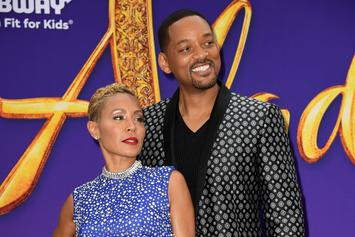 """""""Red Table Talk"""" With Jada Pinkett Smith & Will Smith Sets Facebook Record"""