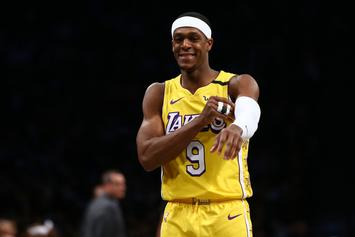 Rajon Rondo Suffers Broken Thumb, Injury Timeline Revealed