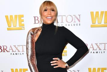 Tamar Braxton Receives Outpouring Of Support From Celebs After Hospitalization
