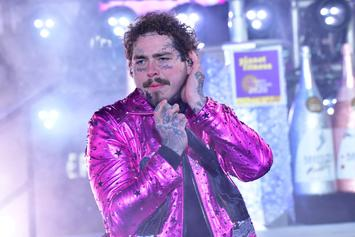"""Post Malone Offers Album Update: """"I Think We're Making Some Incredible Stuff"""""""