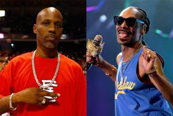 DMX & Snoop Dogg Face Off On Verzuz Tonight: How To Watch