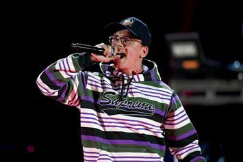 Logic Gets Kingly Album Co-Sign From LeBron James