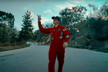 "Logic Returns With New Visuals For ""Aquarius III"""