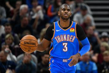Chris Paul Comments On LeBron Not Wearing Social Justice Message