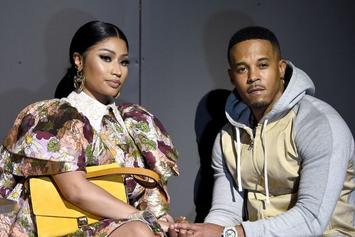Nicki Minaj's Husband Kenneth Petty Gets Permission To Attend Baby's Birth: Report