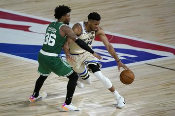 Marcus Smart Fined By NBA For Implying Officiating Was Rigged