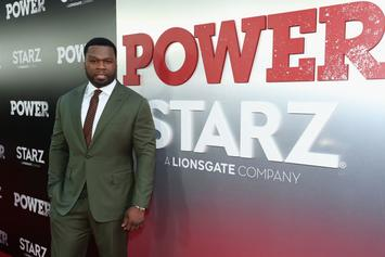 """50 Cent Sends Scathing Message To Emmys For Snubbing """"Power"""""""