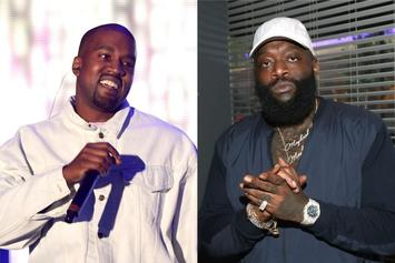"Rick Ross Isn't Sure About Kanye West Anymore: ""It Ain't Looking Good"""