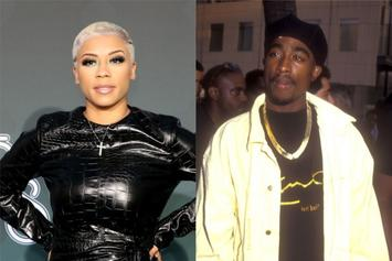 Keyshia Cole Reveals What Tupac Told Her About Death Row On The Day He Died