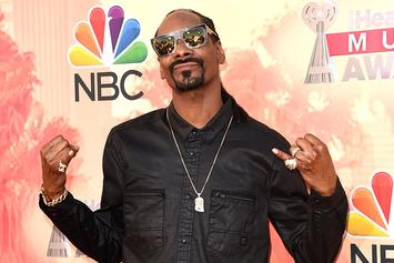 "Snoop Dogg Commentates Shark Fights & Calls Out Dr. Dre For ""Shark Week"""