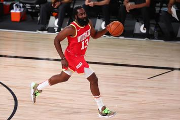 James Harden Comments On Playing Without Russell Westbrook