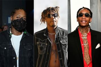 "Internet Money ""B4 The Storm"": Future, Juice WRLD, Wiz Khalifa, & More"