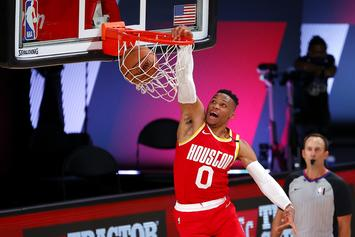 Russell Westbrook Officially Ruled Out For Rockets Playoff Opener