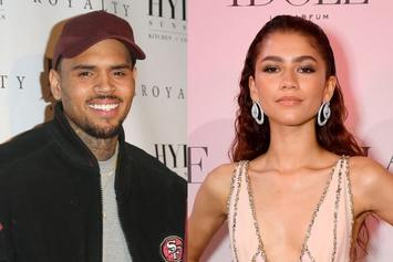 "Chris Brown Wants Zendaya To Release Their 2016 Music Video: ""ITS TOO FIRE"""
