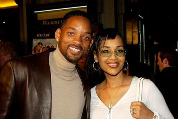 "LisaRaye Jokes That She Wants An ""Entanglement"" With Will Smith"