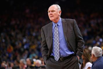 George Karl Goes After Mark Jackson After On-Air Comments