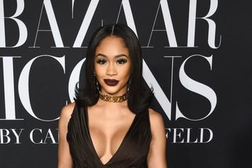 """Saweetie Rejected Help From Famous Relatives: """"I Believe In Being Self-Made"""""""
