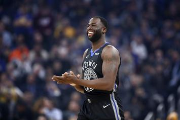 Draymond Green Takes Shot At Donald Trump After NBA Remarks
