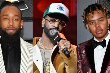 "Big Sean, Ty Dolla $ign & Cordae's Shine On This Week's ""Fire Emoji"" Playlist"