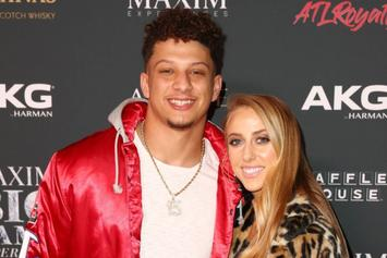 Patrick Mahomes Proposes To GF Immediately After Receiving Super Bowl Ring