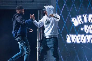 """White Gold Hypes Big Sean's Stacked """"Friday Night Cypher"""""""