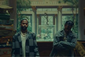 "Big Sean & Travis Scott Reveal Lavish Visuals For ""Lithuania"""