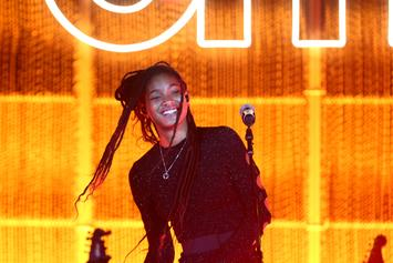 Willow Smith Shows Off Her Toned Abs In Workout Selfie