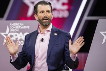 "Donald Trump Jr. Addresses Kenosha Killings: ""We All Do Stupid Things At 17"""