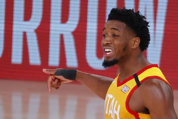 Donovan Mitchell Has A Warning For The NBA