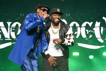 "Snoop Dogg Sent 50 Cent Cryptic Picture After ""Power"" Gay Scene"