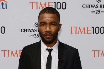 Frank Ocean Urges Public To Vote As He Denounces President Donald Trump