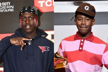 Lil Yachty Says TikTok Deleted This Ridiculous Video Of Tyler, The Creator