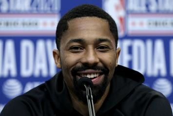Spencer Dinwiddie Takes Humorous Swipe At The Knicks