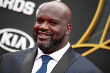 Shaq Doesn't Want Daughters Dating NBA Players