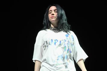 Billie Eilish Body-Shamed For Wearing Tight Clothing