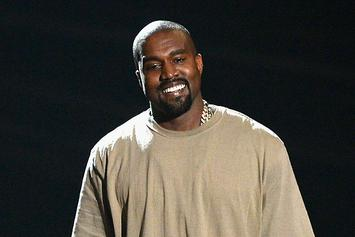 "Kanye West Surprises Fans With ""Nah Nah Nah"" Premiere"